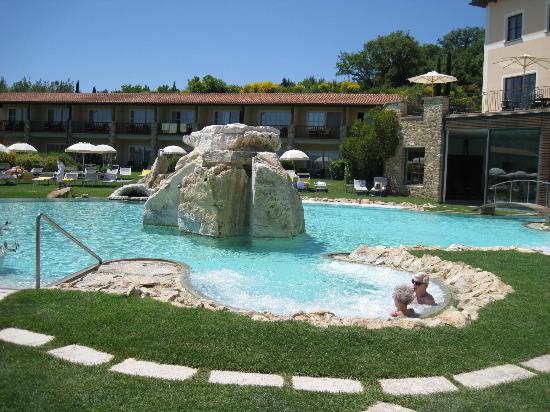 hotel adler thermae spa relax resort piscina termale