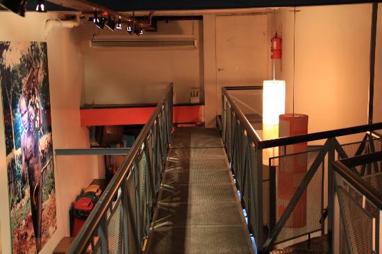 Hostel Suites Obelisco : Mezanino