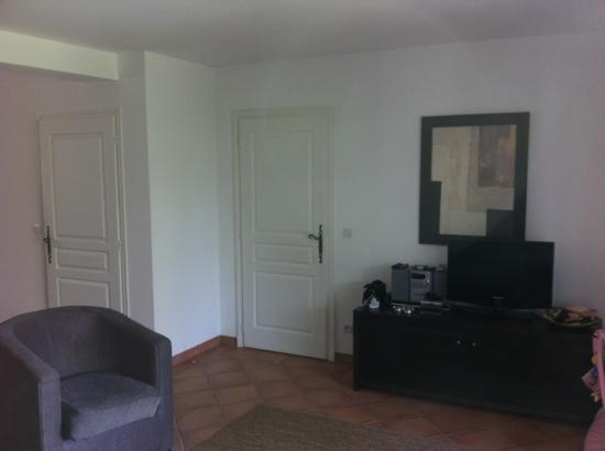 ESTIVEL - Villas Green Bastide : salon