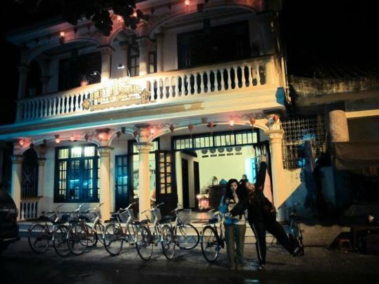 Huy Hoang River Hotel : Huy Hoang Hotel