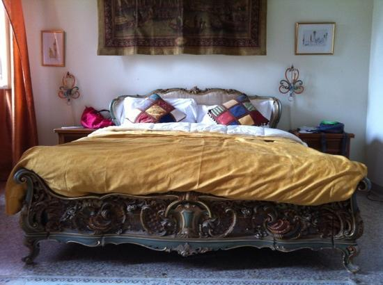 Ca' Zanardi: our bedroom