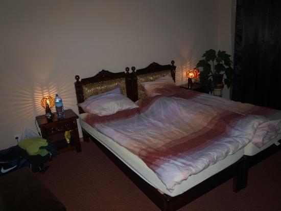 Gosciniec DARLOWO & Spa: łożko