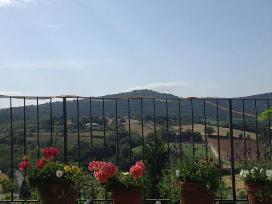 L'Antica Vetreria: View from Terrace of La Cantina