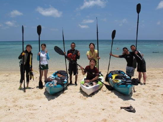 Miyakojima Sea Kayak Seinentai - Day Tours