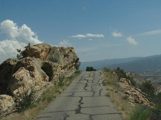 Skyline Drive: The road