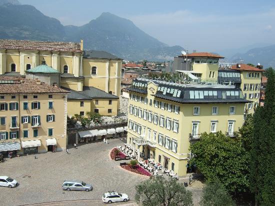 Museo Riva del Garda : From the top of Il Rocca