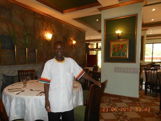 Colosseum Hotel & Fitness Club : Diningroom/restaurant