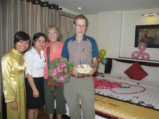 Hanoi Charming 2 Hotel: Celebrating our 40th Anniversary.