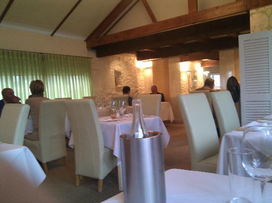 Piedaniel's Restaurant: Quick snap of the dining room