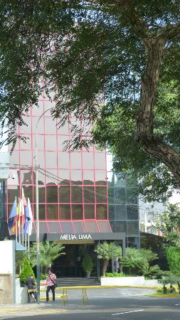 Melia Lima: Vista desde el frente
