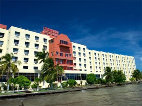 Ramada Belize City Princess Hotel : Exterior