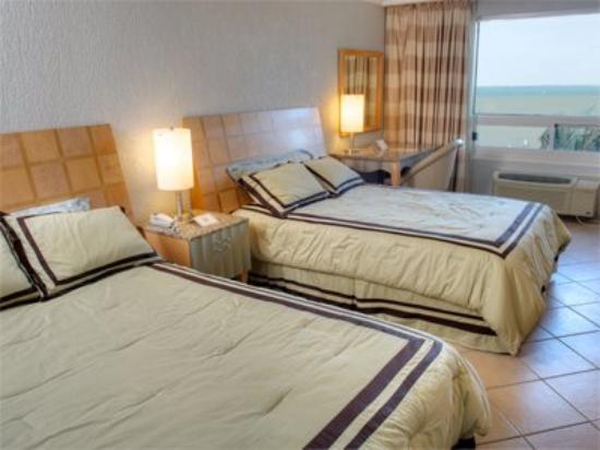 Ramada Belize City Princess Hotel: Standard Double room