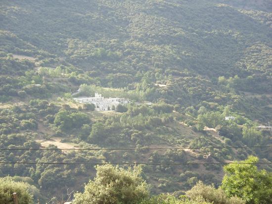 Alcazaba de Busquistar: Het hotel