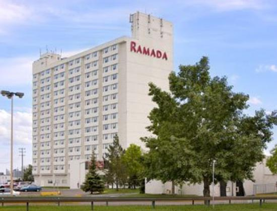 Ramada Edmonton Hotel & Conference Centre: Welcome to the Ramada Conference Centre Edmonton
