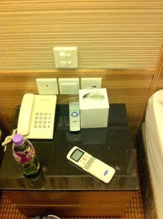 Hotel 36: basic nessasity