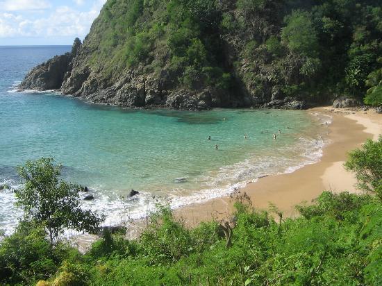 Fernando de Noronha, PE: Cachorro Beach