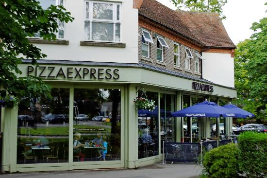 Pizza Express Harpenden Picture Of Pizza Express