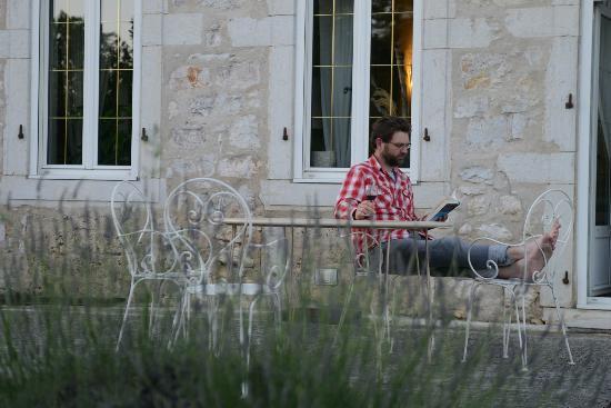 Domaine Du Manoir: gardens