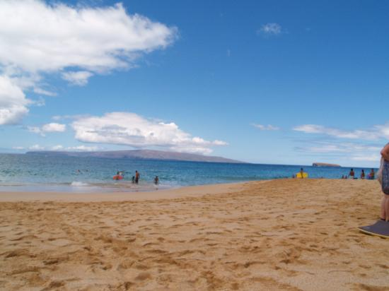 Wailea Beach: The Beach