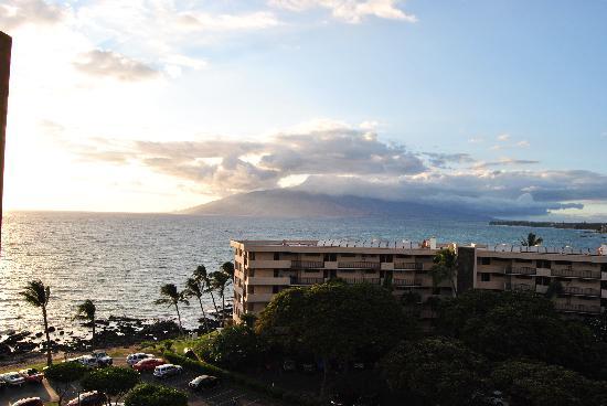 Mana Kai Maui: vista dalla camera