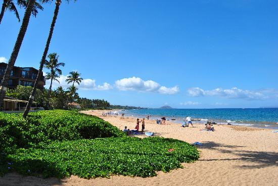 Mana Kai Maui: la spiaggia