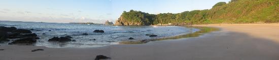 Meio Beach: Praia do Meio - Panoramica