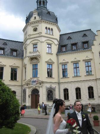 Schlosshotel Ralswiek: Schlosshotel