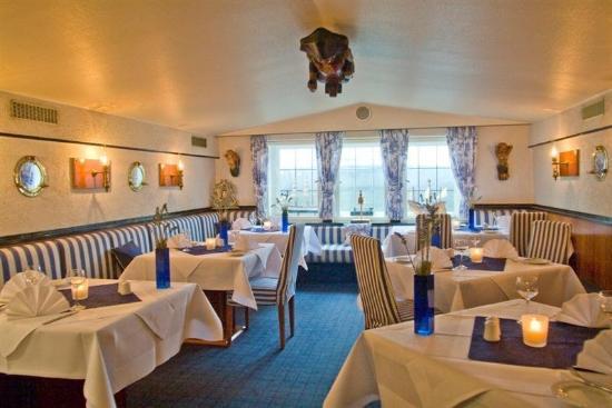 relexa hotel Bellevue: Restaurant