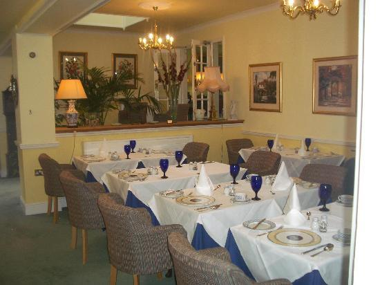 Beech House Hotel: Breakfast Room