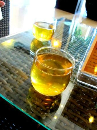 Bangkok Natural Spa & Resort : welcome drink