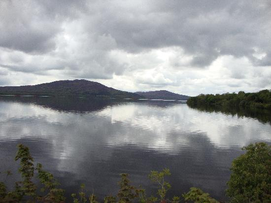 The Lough Gill Drive: Not a ripple