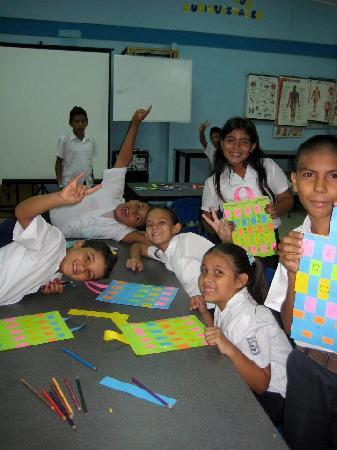 Jaco Library and Learning Center: School Visits
