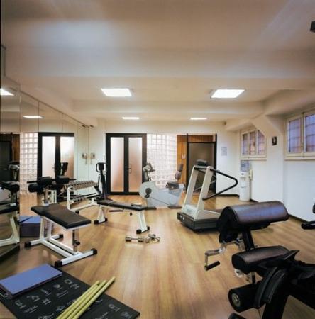 Hotel Londra: Fitness Room