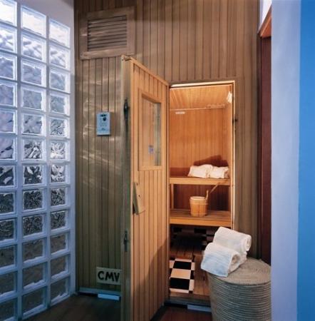Hotel Londra: Sauna