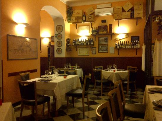 Ristorante Manue - Sala Interna