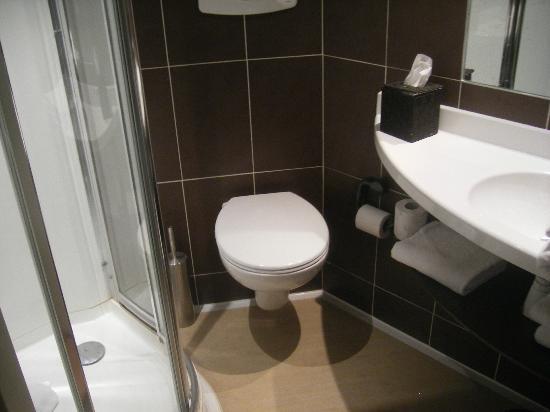 Best Western La Mare O Poissons : the bathroom