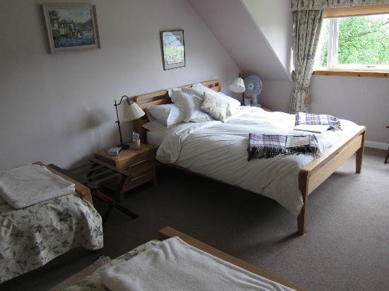 Netherfield Bed and Breakfast: Zimmer