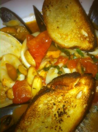 Resette: Cioppino- Italian-style San Franciscan stew