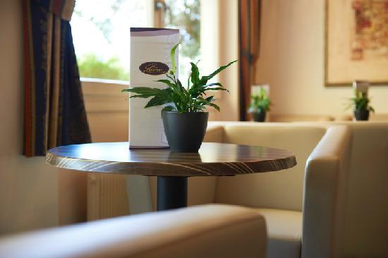 Hotel Ladurner: Lobby