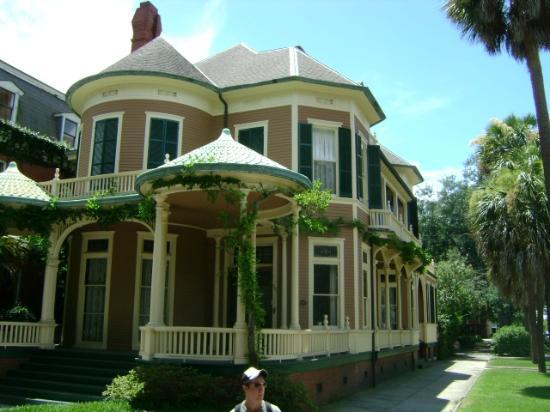 Savannah Historic District: House