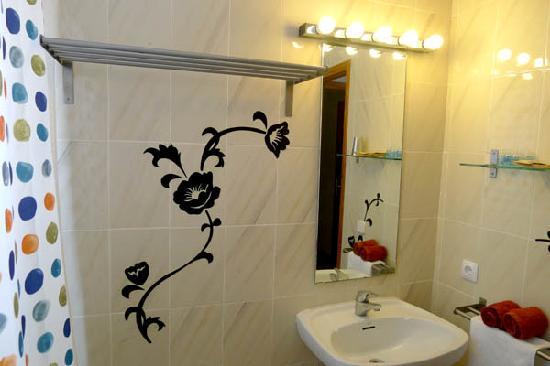 Apartamentos Fleming 50: Bathroom