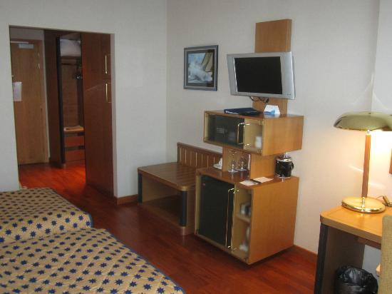 Radisson Blu Отель, Киев: Room