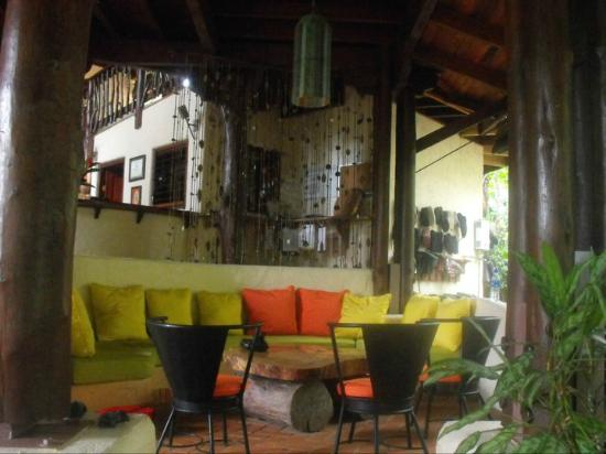 Playa Nicuesa Rainforest Lodge: Recepcion