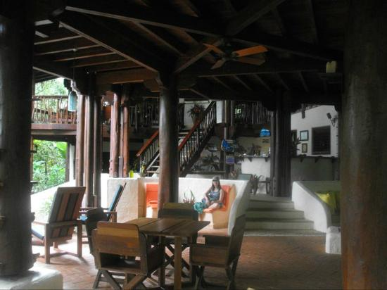 Playa Nicuesa Rainforest Lodge: Hotel