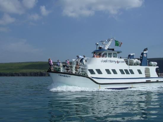 Doolin Ferry: M.V. TRANQUILITY