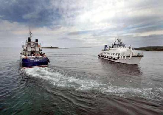 Doolin Ferry: The Original Doolinferries