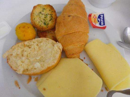 Xaine Park Hotel: Frühstück