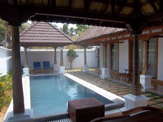 Presidential pool villa picture of le pondy pondicherry tripadvisor Budget hotels in pondicherry with swimming pool