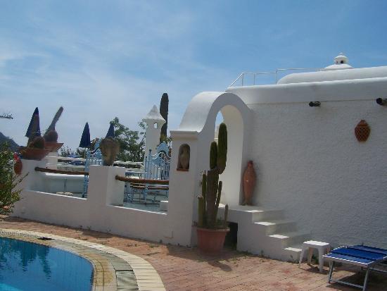 Residence Villa Ravino: Sundeck