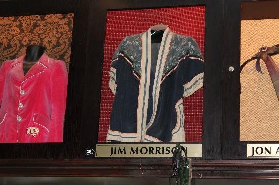 Hard Rock Cafe London: Jim Morrison